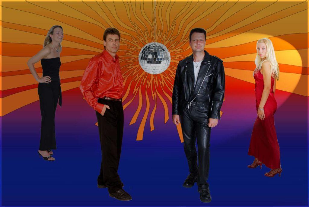 Achtziger Jahre Band
